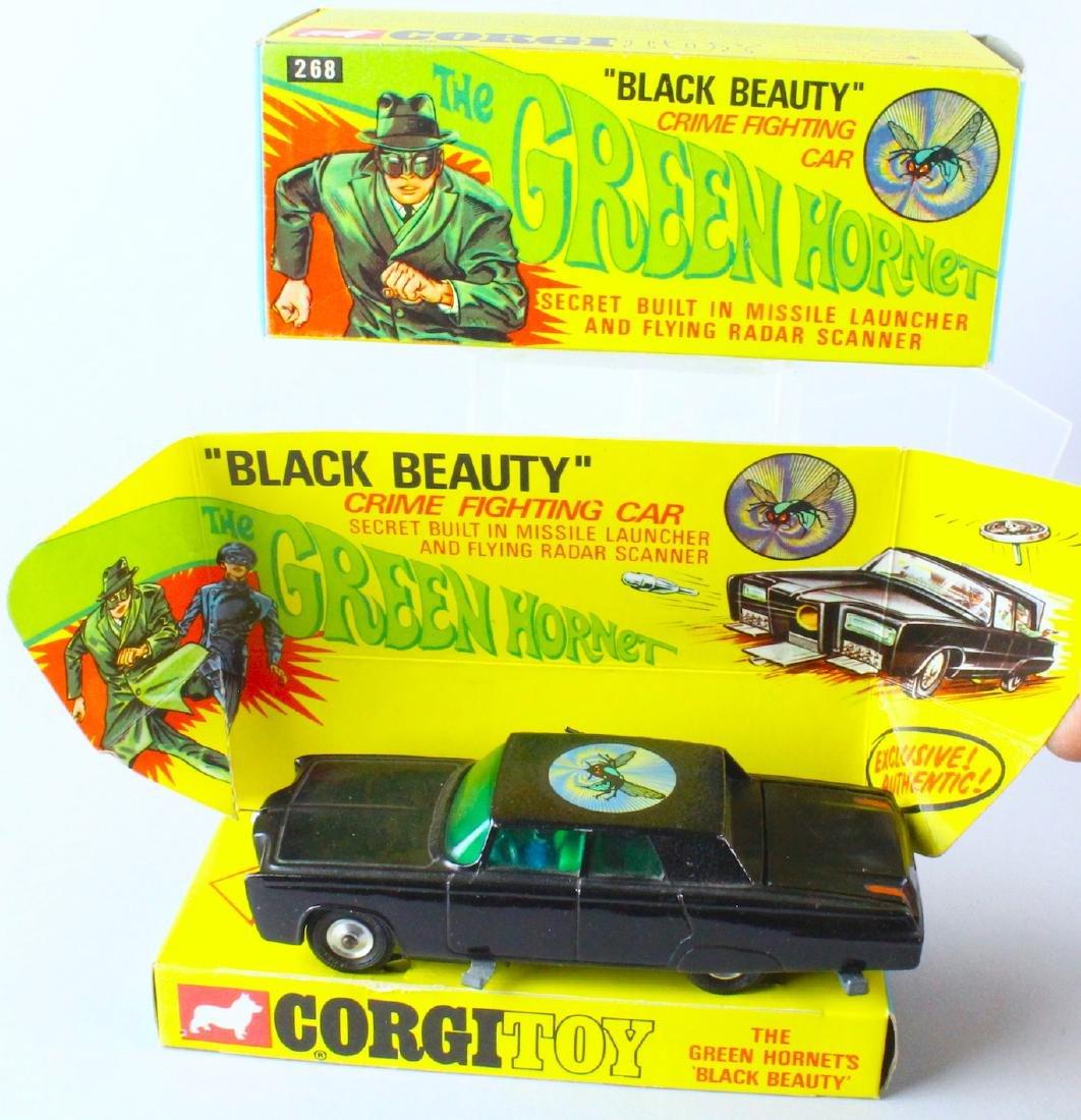 Corgi Green Hornet Mint in Box - 4