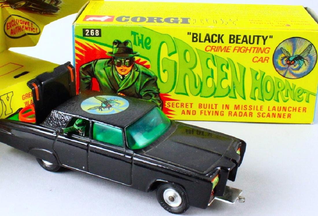 Corgi Green Hornet Mint in Box - 5