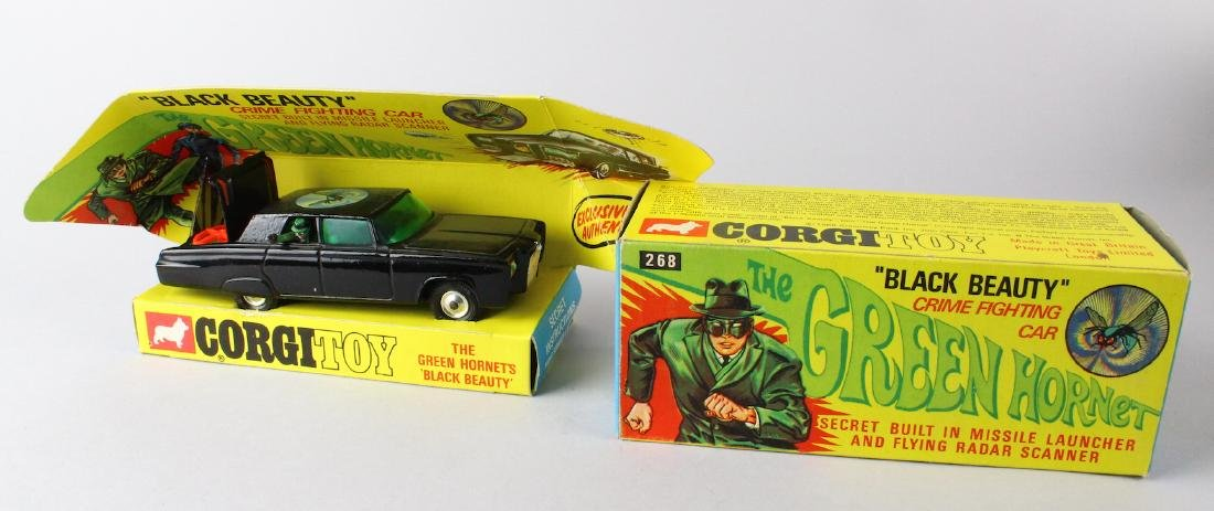 Corgi Green Hornet Mint in Box - 6