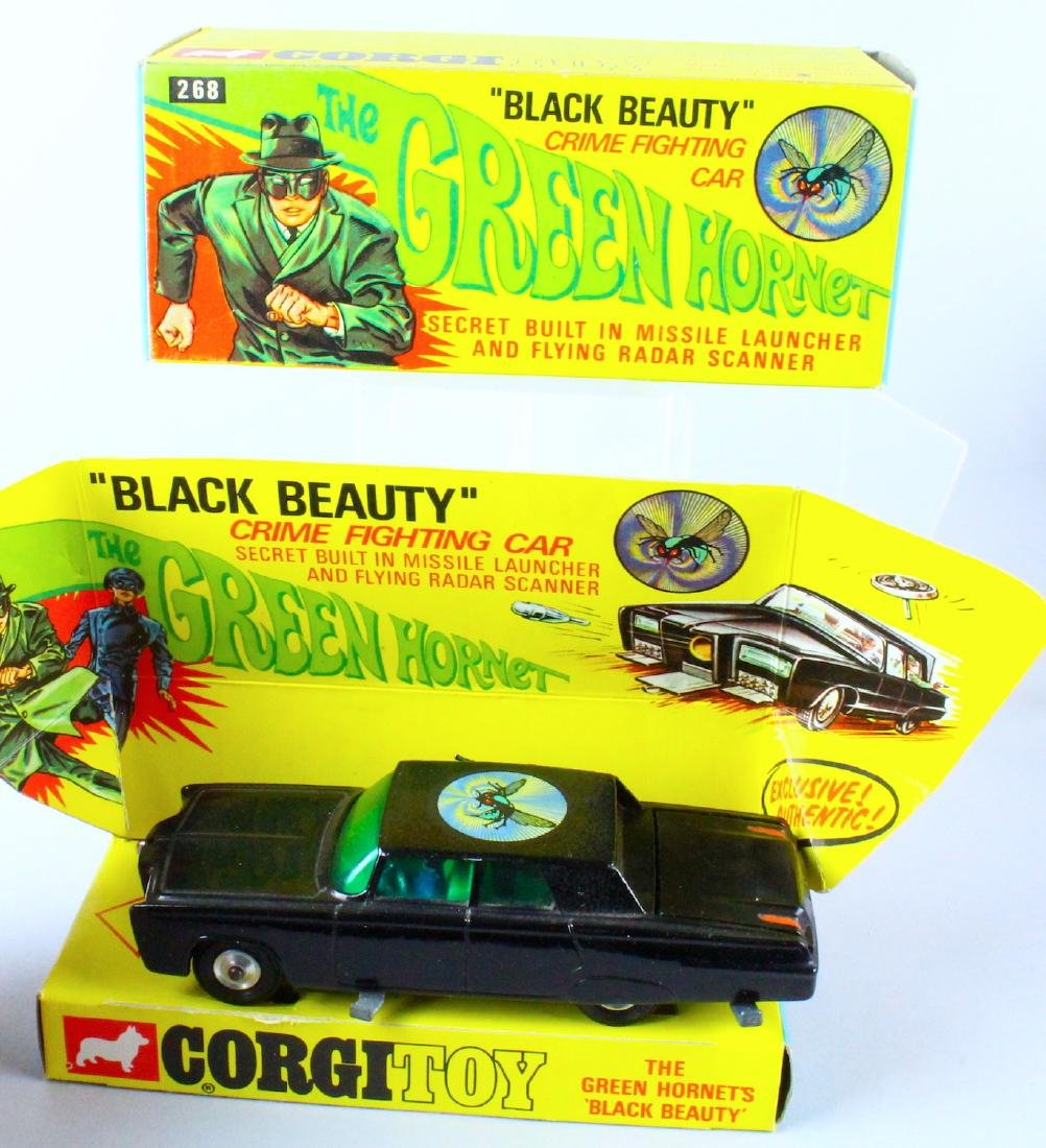 Corgi Green Hornet Mint in Box - 8