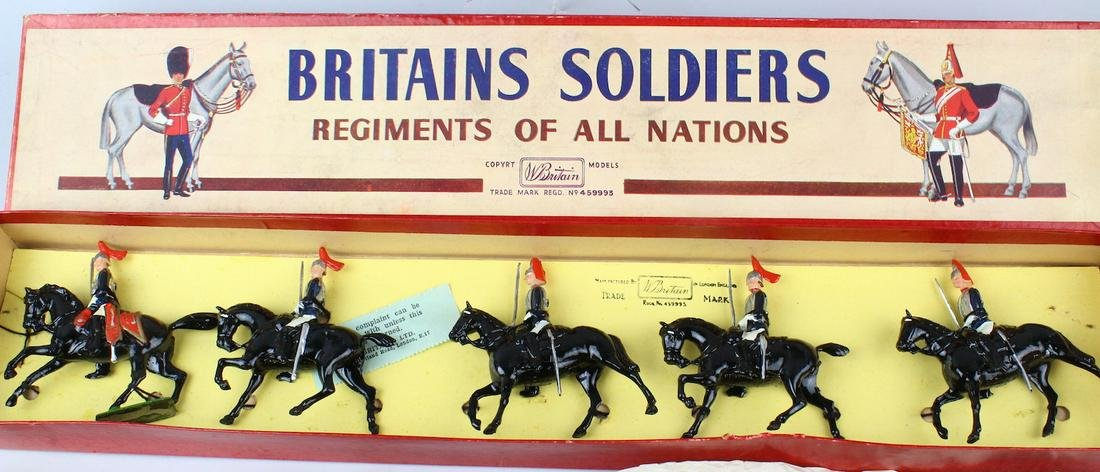 Britains Royal Horse Guards #2