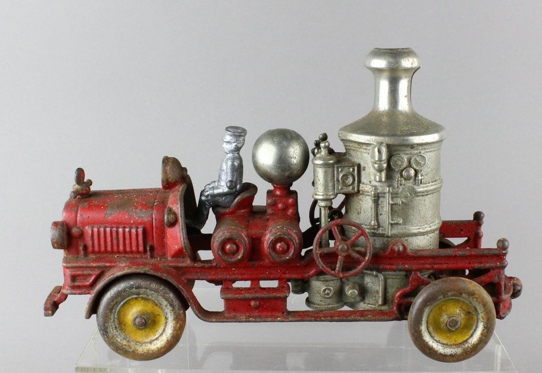 Massive Hubley Fire Pumper Truck