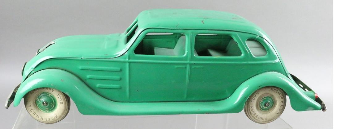 Kingsbury Airflow Sedan Pressed Steel