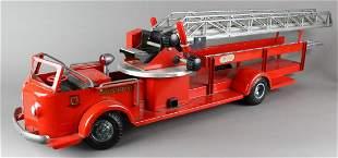 Doepke Model Fire Engine Rossmoyne Ladder Truck