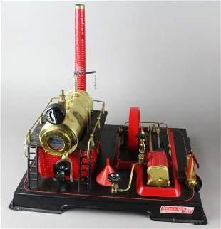 Wilesco German Steam Engine Power Plant
