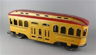 1900s Pressed Steel Trolley