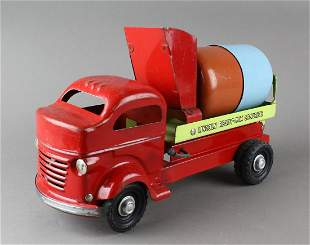 Lincoln Ready Mix Concrete Truck Pressed Steel