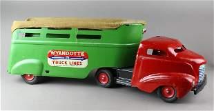 Wyandotte Truck Lines Large Truck