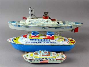 Wyandotte Cruise Ships & Wolverine Battleship