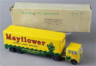 Ralstoy Mayflower Moving Truck Rochester NY