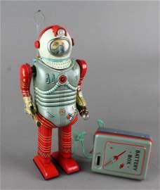 Nomura Japan Tin Space Man Robot