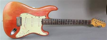 1962 Fender Stratocaster Guitar
