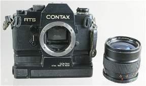 Contax Camera RTS Lot