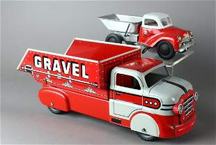 Marx and Courtland NM Dump Trucks