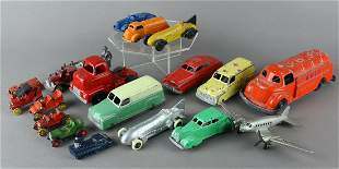 Tootsie Toys and Die Cast Cars