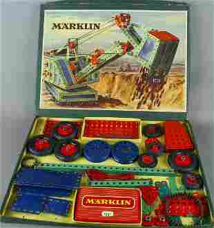 Marklin German Construction Set 1031 in Box