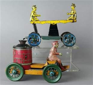2 German Tin Toys