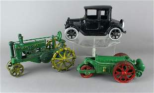 Cast Iron Toys Including Hubley