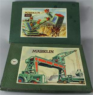 Marklin Construction Sets