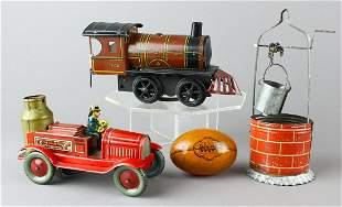 German Tin Toys