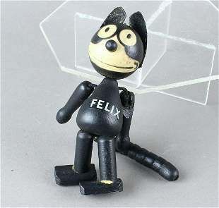 Felix the Cat Jointed Figure