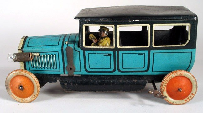 8: TIPP (TCO) Four Door Limousine with Lights 1925