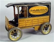 103: Important Hans Eberl Delivery Van H&K Baltimore