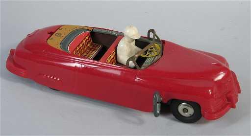 Marx 2 Cars In One Racer Or Passenger Flip Car