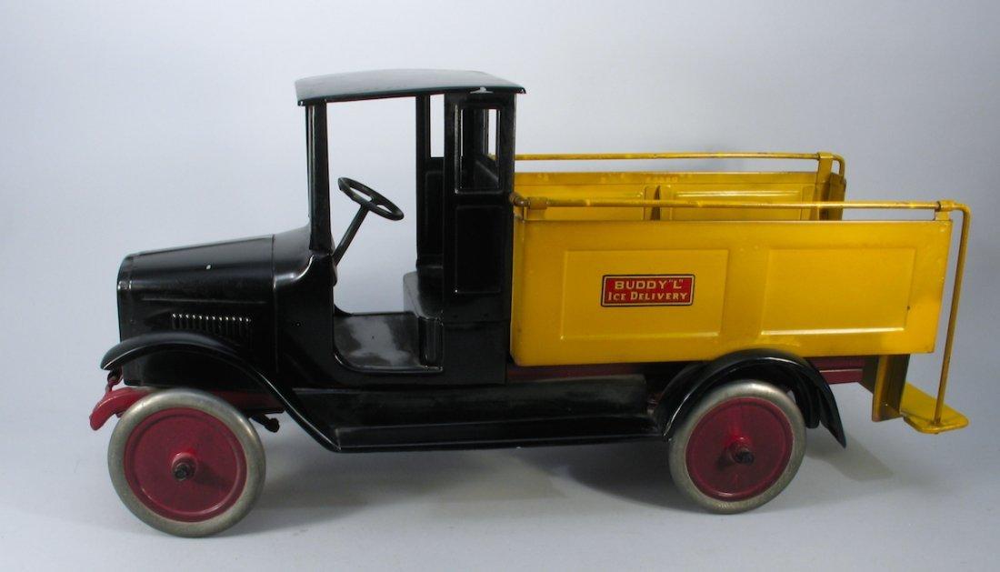 1920s Buddy L Ice Truck