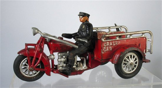 Antique Toys- Cast Iron, Tin, German & Circus Prices - 414 Auction