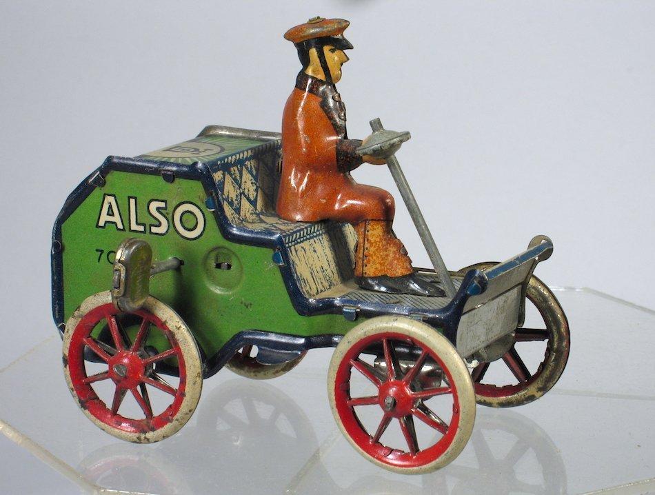 Lehmann German Tin Also Auto & Driver