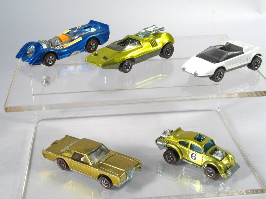 Hot Wheels Redline Lot