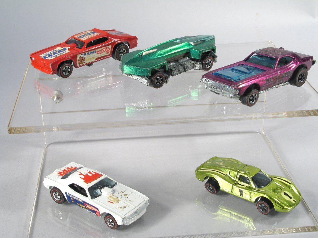 Hot Wheels Redline Lot