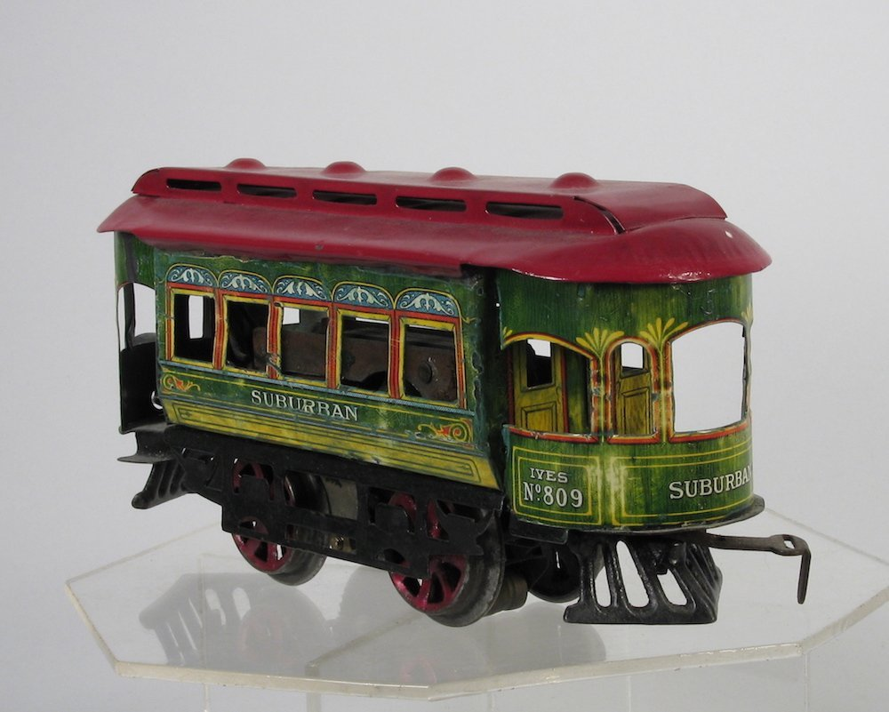 Ives Suburban Trolley No.89