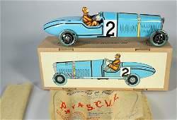 Paya Tin Race Car Mint in Box