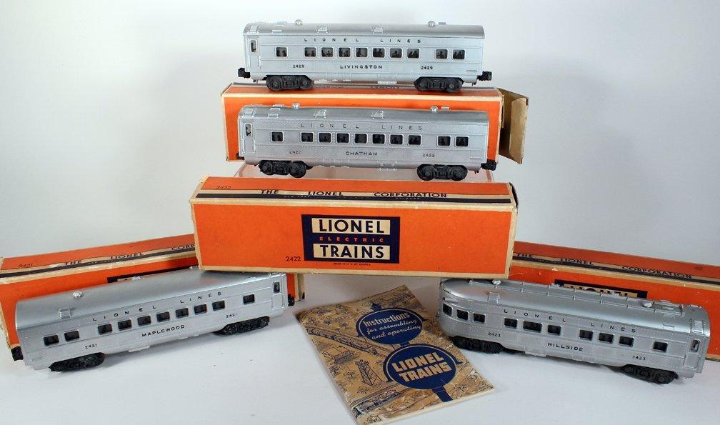 Lionel Trains Boxed Passenger Set - 2