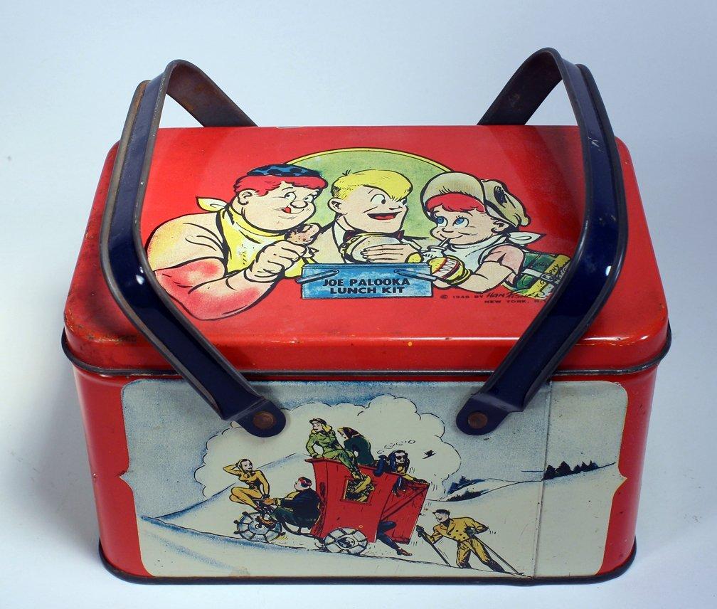 Joe Palooka Lunchbox