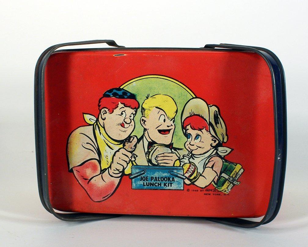 Joe Palooka Lunchbox - 2