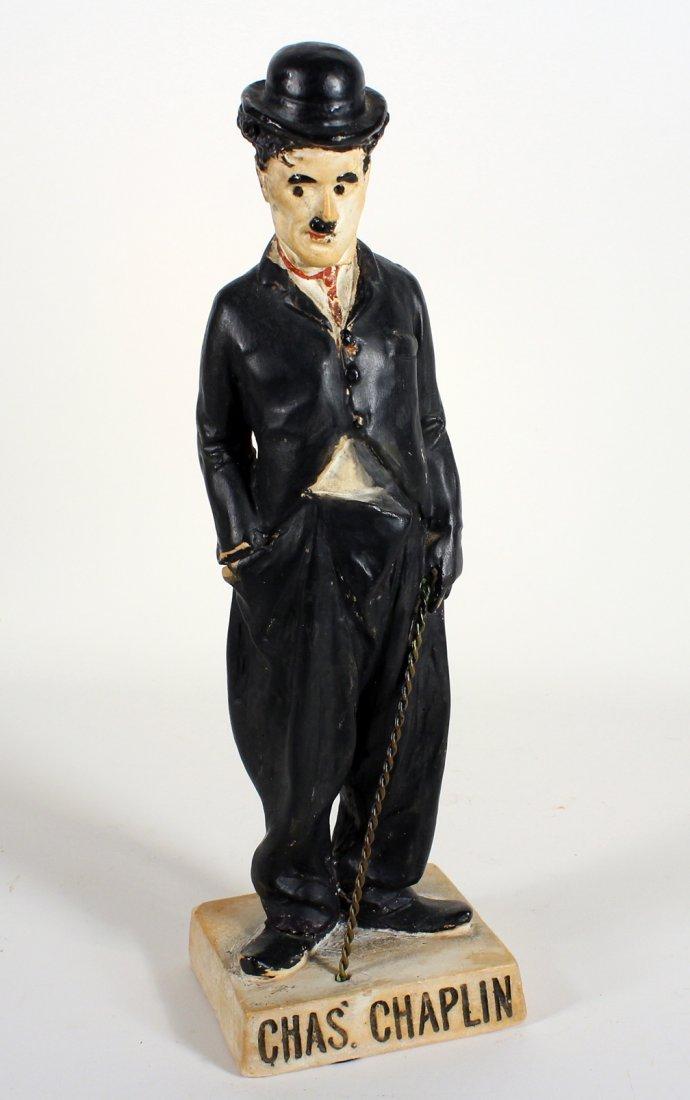 Charlie (Chas) Chaplin 1915 Figure