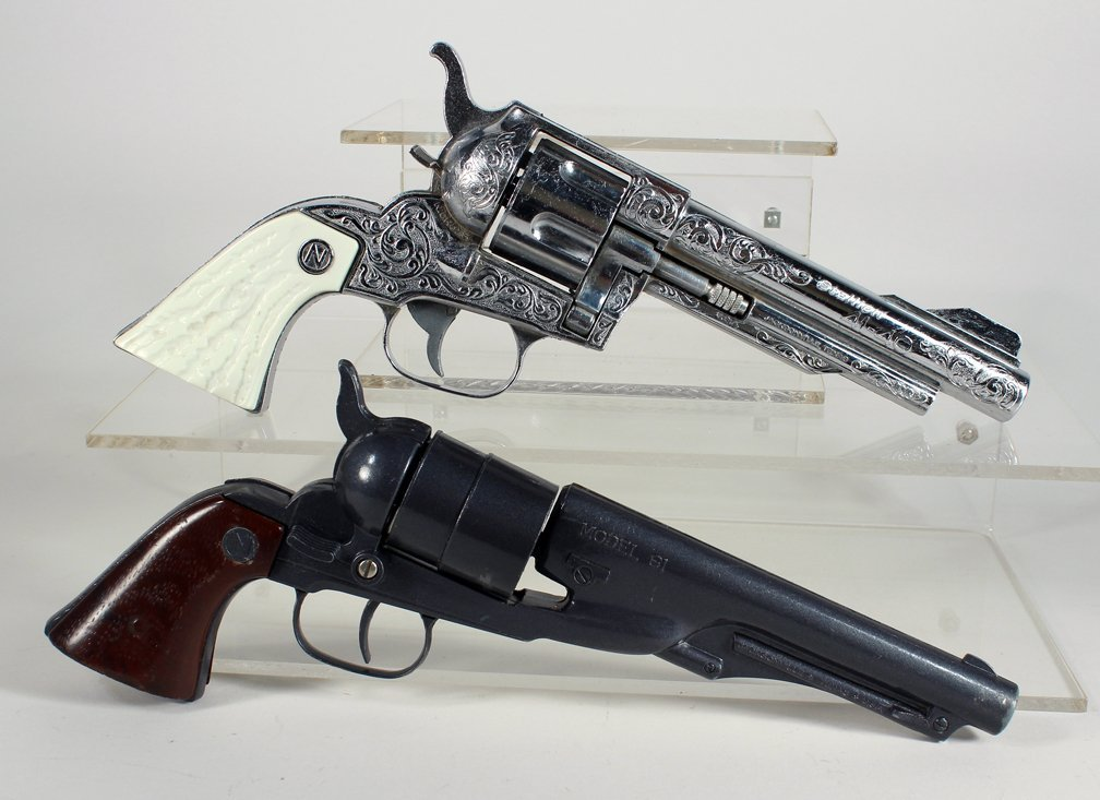 Nichols Stallion and Model 61 Cap Guns