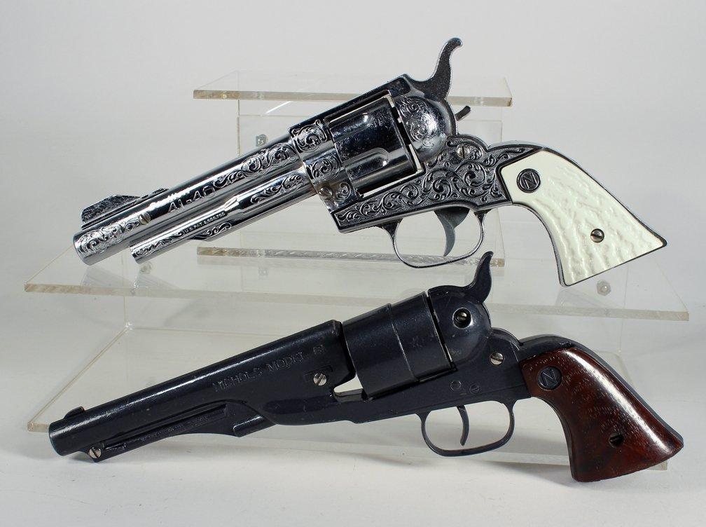 Nichols Stallion and Model 61 Cap Guns - 2