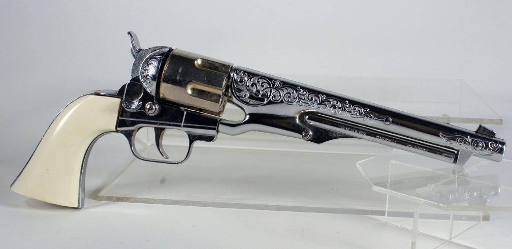 Hubley Colt 45 Cap Gun - 2