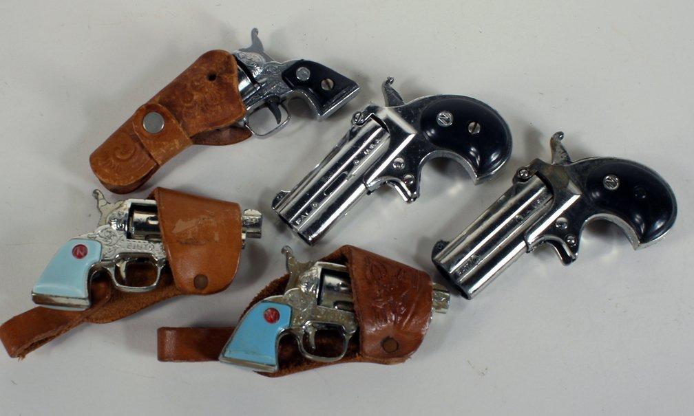 Nichols Cap Guns and Derringers