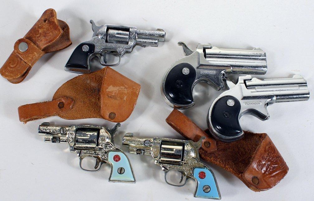 Nichols Cap Guns and Derringers - 2