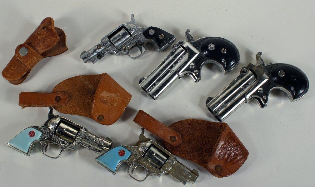 Nichols Cap Guns and Derringers - 3