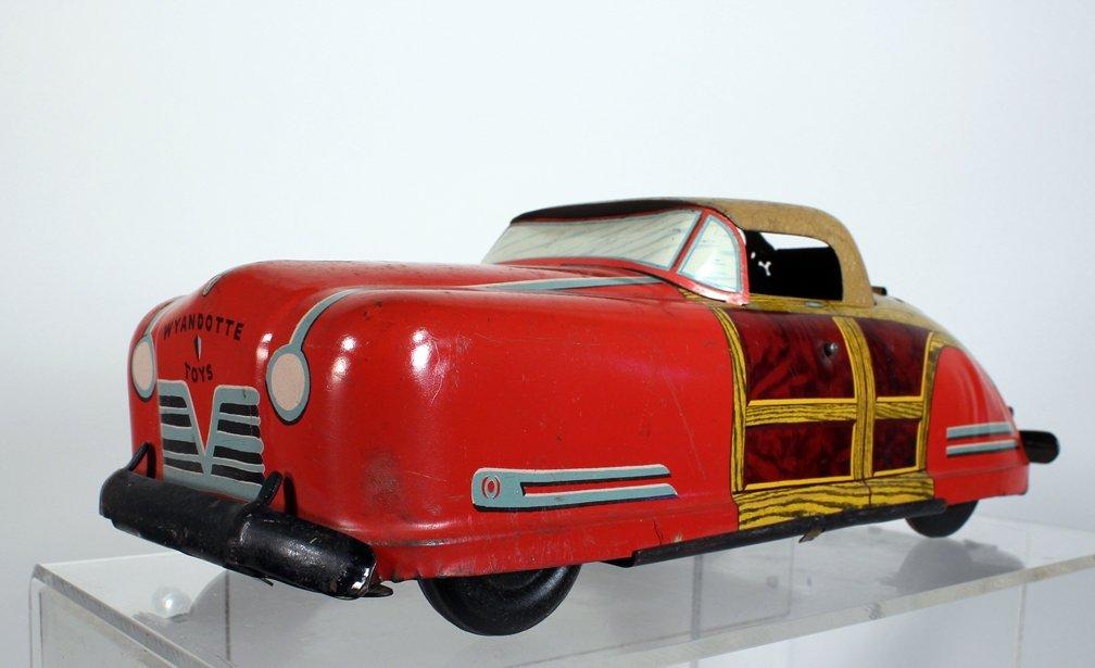 Wyandotte Spoortsman Convertible Coupe