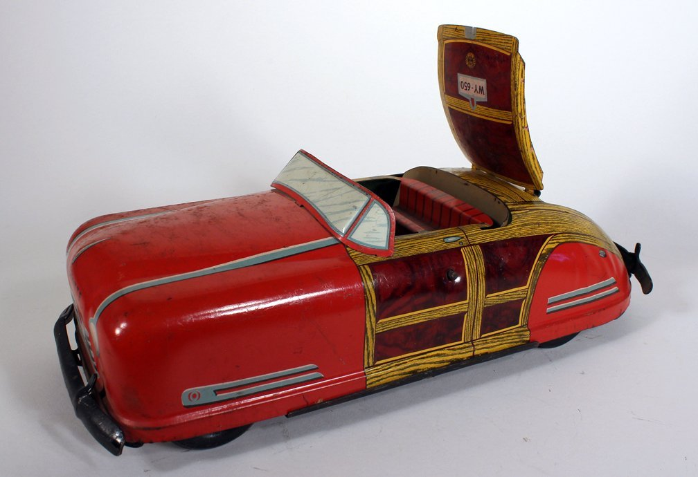 Wyandotte Spoortsman Convertible Coupe - 2