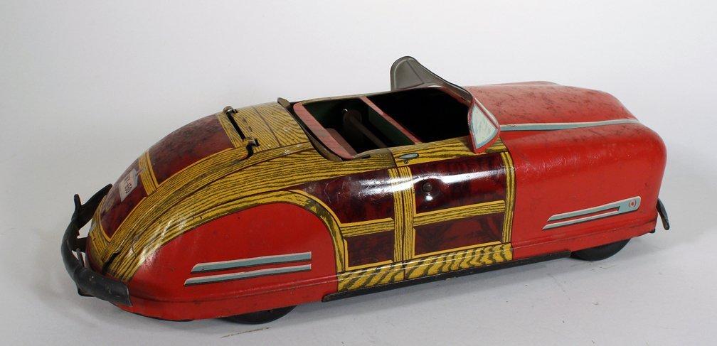 Wyandotte Spoortsman Convertible Coupe - 3