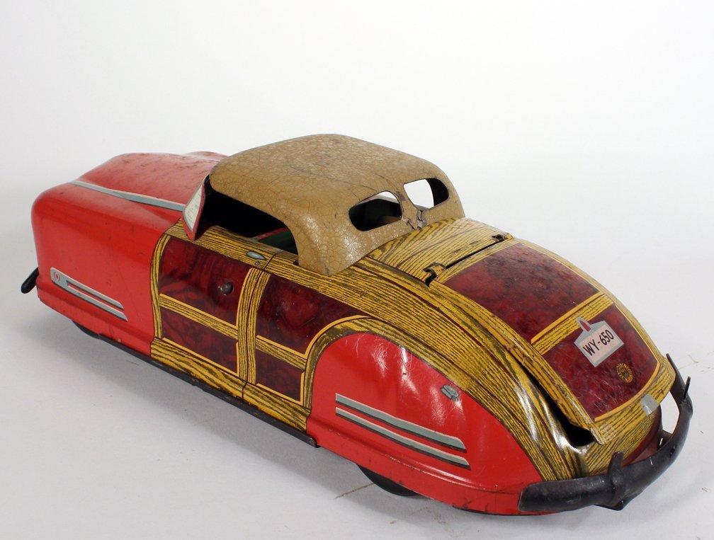 Wyandotte Spoortsman Convertible Coupe - 4