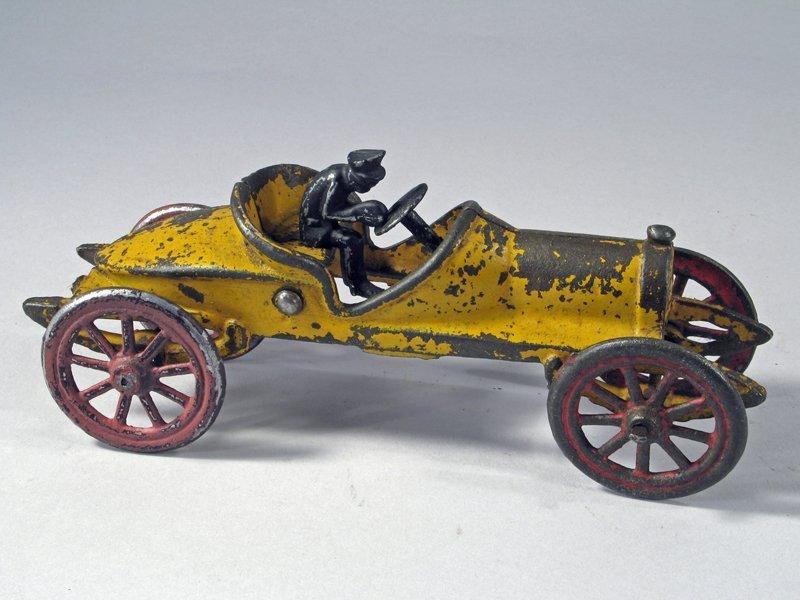AC Williams Cast Iron Racer - 2